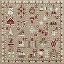Advent Calendar Cross Stitch Kit additional 1