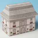 The Victorian Mansion Sewing Box 3D Cross Stitch Kit additional 1