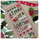 Christmas Wishes (Little Dove) Cross Stitch Kit additional 2