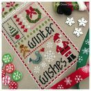 Christmas Wishes (Little Dove) Cross Stitch Kit additional 4