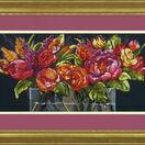 Flowers Of Joy Cross Stitch Kit additional 2