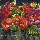Flowers Of Joy Cross Stitch Kit additional 1
