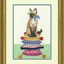Cat Lady Cross Stitch Kit additional 2