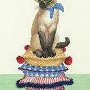 Cat Lady Cross Stitch Kit additional 1