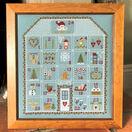 Advent House Cross Stitch Kit additional 2