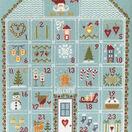 Advent House Cross Stitch Kit additional 4
