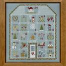 Advent House Cross Stitch Kit additional 3
