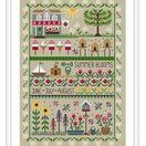 Summer Blooms Cross Stitch Kit additional 2