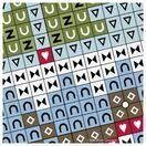 Festive Hearts Winter Cross Stitch Kit additional 2