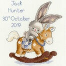 Bebunni - Rock A Bye Bunny Cross Stitch Sampler additional 2