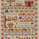 Autumn Glows Cross Stitch Kit additional 1