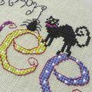 Halloween Banner Cross Stitch Kit additional 4