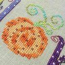 Halloween Banner Cross Stitch Kit additional 3