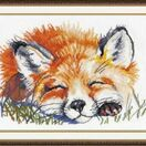 Red Fox Cross Stitch Kit additional 2