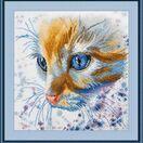 Ginger Cat Cross Stitch Kit additional 2