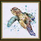 Colourful Turtle Cross Stitch Kit additional 2