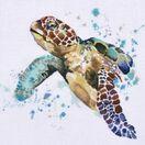Colourful Turtle Cross Stitch Kit additional 1