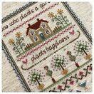 Garden Sampler Cross Stitch Kit additional 2