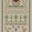 Garden Sampler Cross Stitch Kit additional 1