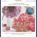 Rainbow Seeds Flowers V Cross Stitch Kit additional 2