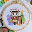 Christmas Trio Cross Stitch Kits additional 3
