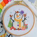 Christmas Trio Cross Stitch Kits additional 4