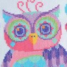 Florence The Owl Cross Stitch Kit additional 2