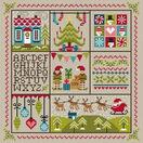 Holly Jolly Christmas Cross Stitch Kit additional 1