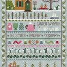 Winter Warmth Cross Stitch Kit additional 1