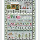 Winter Warmth Cross Stitch Kit additional 2