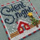 Joy Cross Stitch Christmas Card Kits (set of 4) additional 7