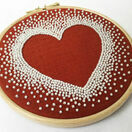 Heart Beadwork Embroidery Kit additional 2