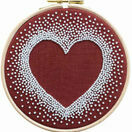Heart Beadwork Embroidery Kit additional 1