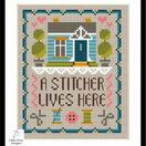 Home Of A Stitcher Cross Stitch Kit additional 1