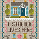 Home Of A Stitcher Cross Stitch Kit additional 2
