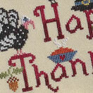 Happy Thanksgiving Cross Stitch Kit additional 3
