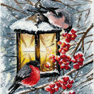 A Christmas Light Cross Stitch Kit additional 1