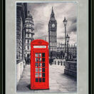 London Motive Cross Stitch Kit (with glow in the dark threads) additional 2