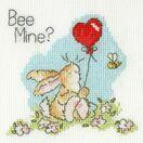 Bee Mine? Cross Stitch Card Kit additional 2