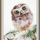 Wonderment Owl Cross Stitch Kit additional 2