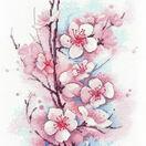 Apple Blossom Cross Stitch Kit additional 1