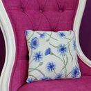 Cornflower Herb Pillow Tapestry Kit additional 2