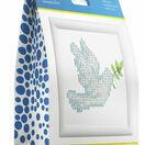 Dove Of Peace With Frame Diamond Dotz Kit additional 2