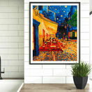 Cafe At Night (Van Gogh) Diamond Dotz Kit additional 2