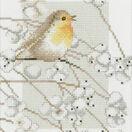 Robin On Branch Cross Stitch Kit additional 1