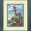 Beacon At Rocky Point Cross Stitch Kit additional 2