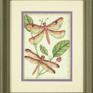 Dragonfly Duo Cross Stitch Kit additional 2