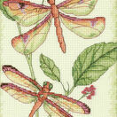 Dragonfly Duo Cross Stitch Kit additional 1