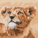Little Princess Lion Cub Cross Stitch Kit additional 3