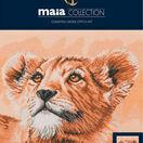 Little Princess Lion Cub Cross Stitch Kit additional 2